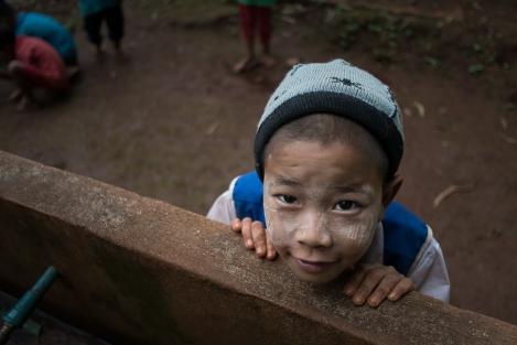 Km. 42, Colabora Birmania