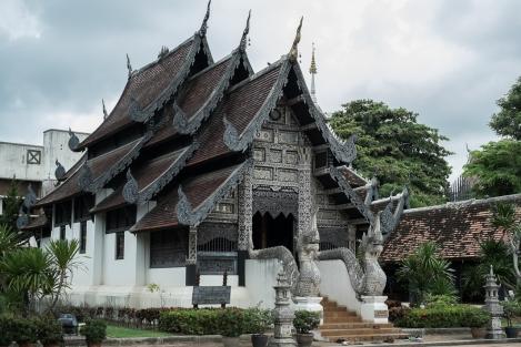 Templo Chiang Mai