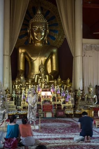 Altar en Chiang Mai