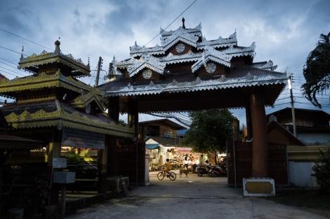 Templo en Pai