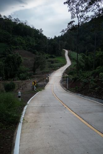 Carretera del Valle de Pai
