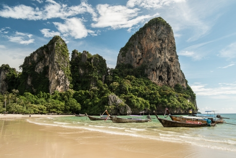 Railay West Beach