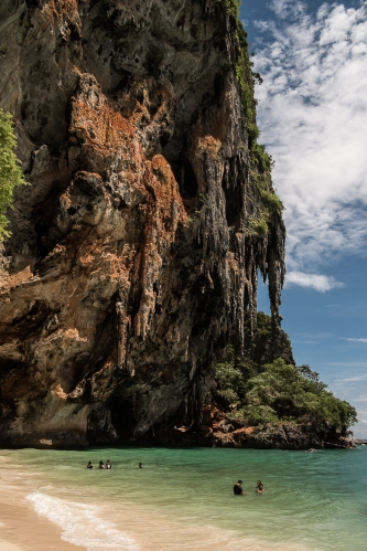 Phra Nan Beach, Railay
