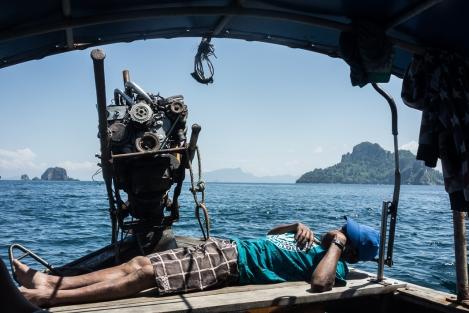 Inmersión en Railay