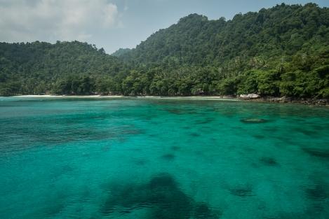 Playa de Gapang, Pulau Weh