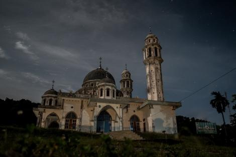 Mezquita en Pulau Weh