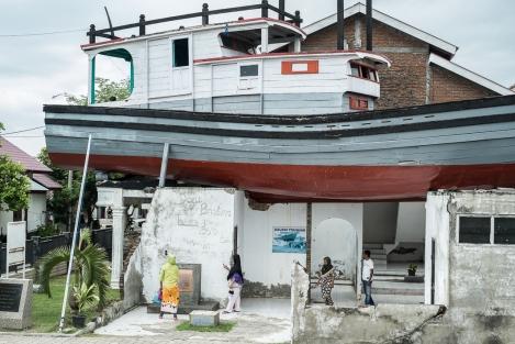 Banda Aceh barco