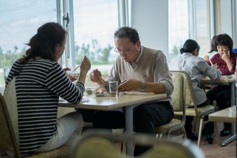 Lunch time, Okinawa