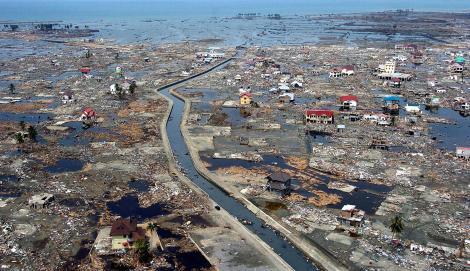Banda Aceh tsunami