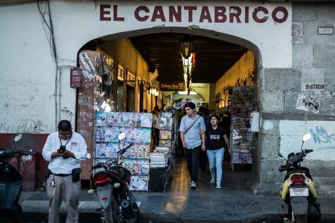 Zócalo de Oaxaca