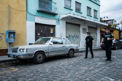 Calles de Oaxaca, Mexico