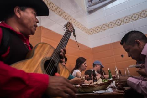 Mercado de Oaxaca, Mexico