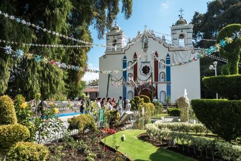 Iglesia mexicana