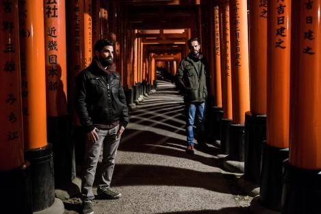 Camino de toriis, Inariyama