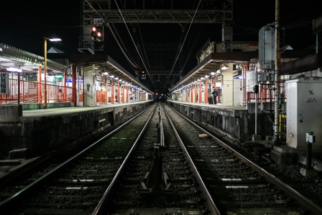 Estación de Fushimi Inari
