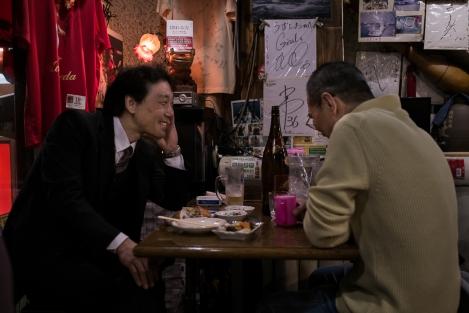 Cenando en Hiroshima