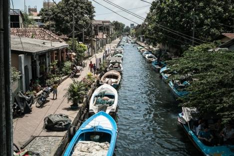 Canal de Negombo