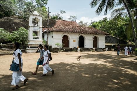 Templo, Kandy, Sri Lanka
