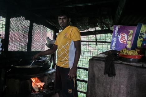 Cocina, Kandy, Sri Lanka