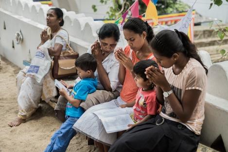 Rezos. Kandy, Sri Lanka