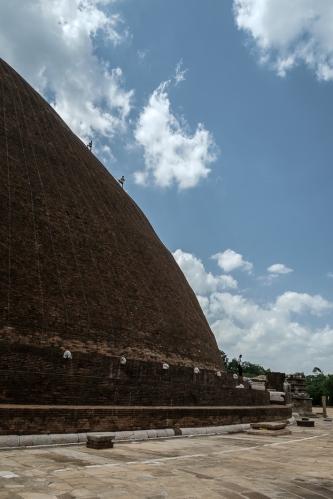 Estupa de Anuradhapura