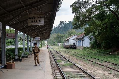 Estación de tren de Ella