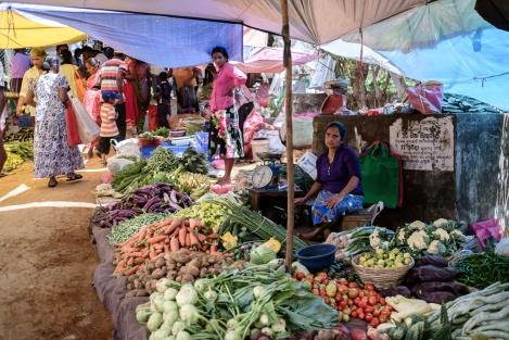 Bandarawela market