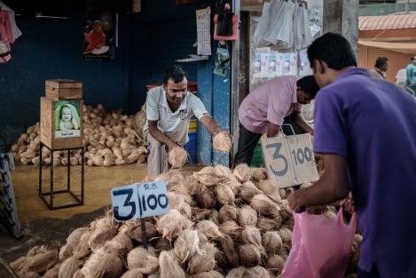 Mercado de Bandarawela