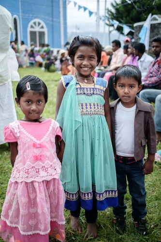 Retrato en una aldea cercana a Bandarawela, Sri Lanka