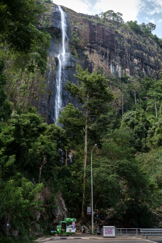 Diyaluma falls