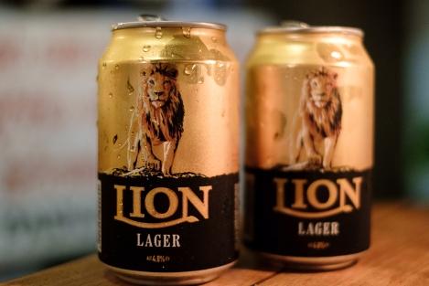 Cerveza Lion