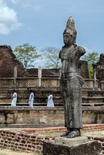 Templos de Polonnaruwa