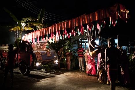 Desfile hindú