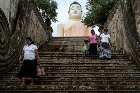 Templo en Aluthgama