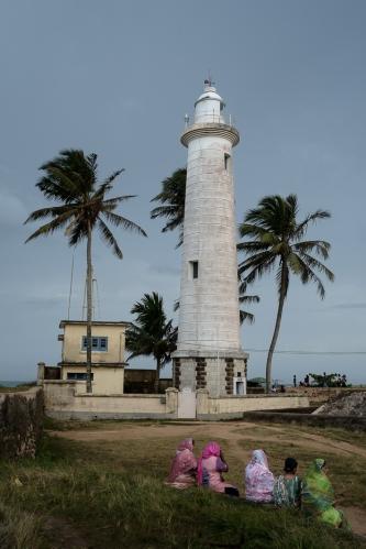 Faro de Galle Fort