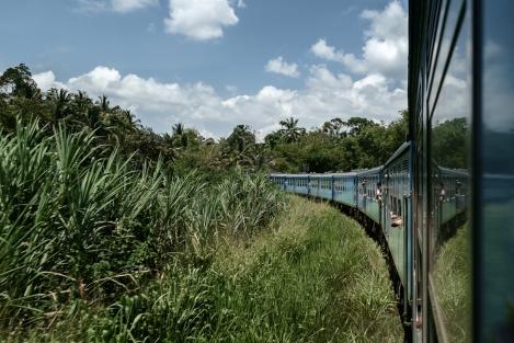 Tren Ceilán