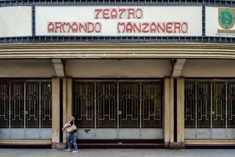 Teatro Armando Manzanero, Mérida, México
