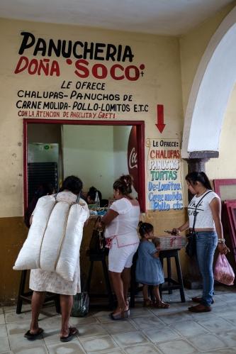 Mercado de Valladolid, México