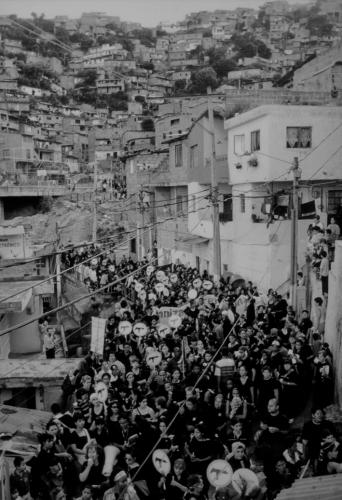 protesta Operacion Orion Comuna 13