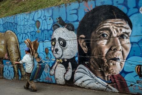 Graffitour Comuna 13