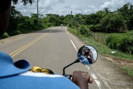 Camino a Palenque