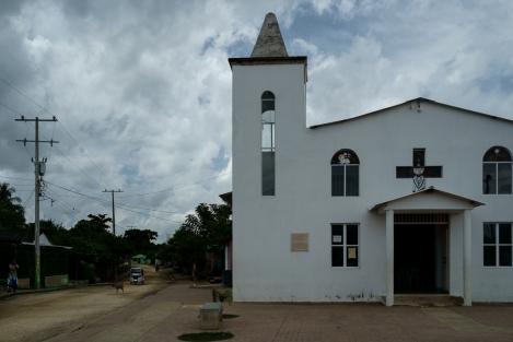 Iglesia, Palenque, Colombia