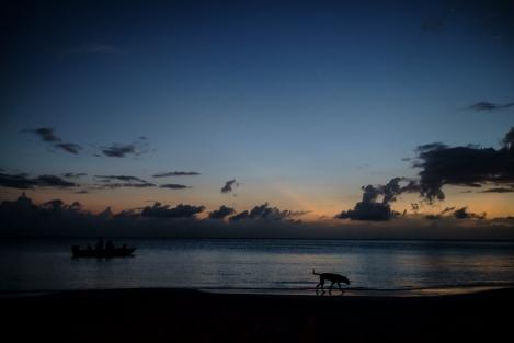 Southwest beach, Providencia, Colombia