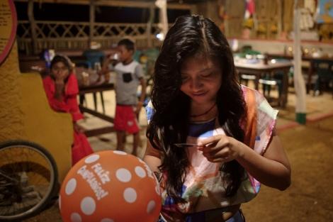 Cumpleaños en La Guajira