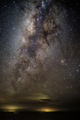 Noche en Cabo de la Vela