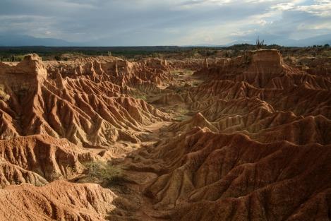 cañón del desierto